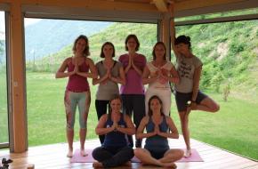 Yogavakantie in Italië. © LaContessa