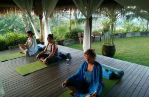 Yin Yoga bij Sidemen Yoga Center