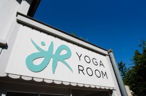 Een van de vestigingen in Brussel. Foto Yoga Room