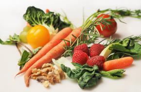 Groenten, fruit en noten