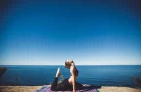 5 yogaposes voor sterke en flexibele benen en heupen