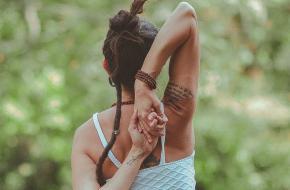 Yoga rugpijn