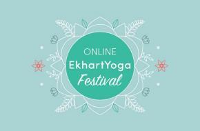 EkhartYoga's allereerste online yogafestival