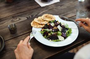 eten veganistisch vegetarisch yoga asceticisme