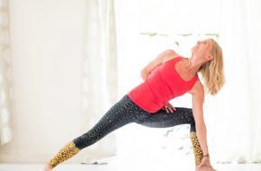 Yoga International: houdingen