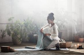 yoga, collectie, ikea