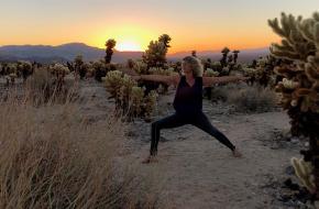 Verantwoorde yogakleding