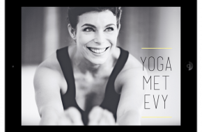 Yoga met Evy Gruyaert app hardlopen training