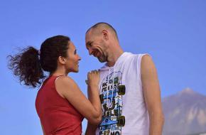 Sara Bigatti en John Kraijenbrink