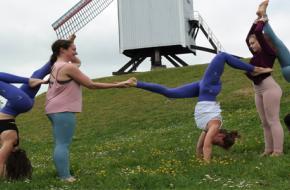 Yoga international winactie