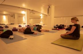 Yoga retreat day Spa Zuiver