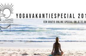 Yogavakantiespecial van Yoga International