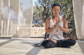 Onderneemster Karianne Kraaijestein richt zich op yoga en meditatie