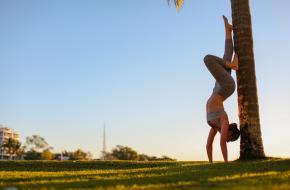 Oeps: Een crush op de yogadocent