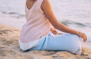 Yoga grappig verhaal