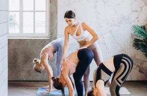 Hoe wordt je yogadocent?
