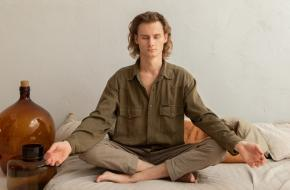 Yogaposes voor mannen