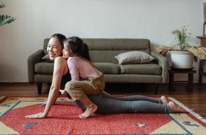 Yoga kinderen