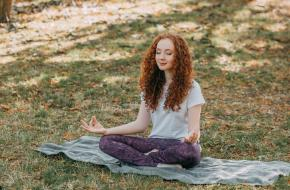 Yogaposes gezondheid