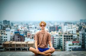 Jonge yogi. Bron: Pexels
