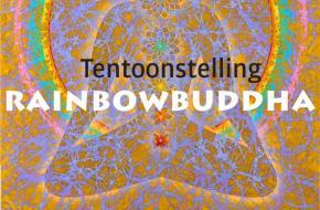 Tentoonstelling Rainbowbuddha, Socrates, yoga