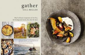 Gather, haal culinaire inspiratie uit het bos de boomgaard, haven, hei, kust en meer