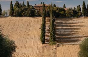Schrijven in Italië.