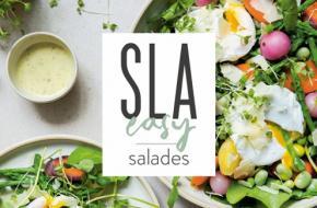 yoga eten salade makkelijk gezond kookboek