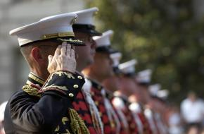 militaire yoga in het leger