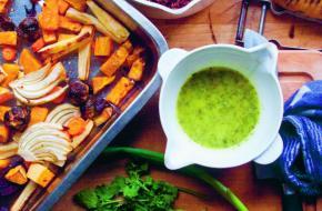 Groentensalade met quinoa - De Veldkeuken