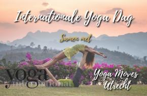Internationale Yoga dag 2018