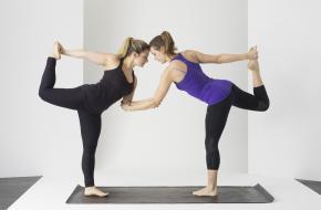 yoga acne pukkels