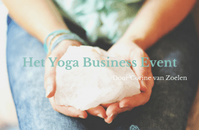 Yoga Business Event