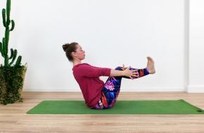 yoga yogaplaza workout benen