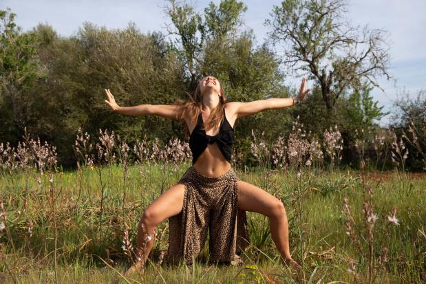 The Yoga Nomad, buitenyoga, yoga retraite
