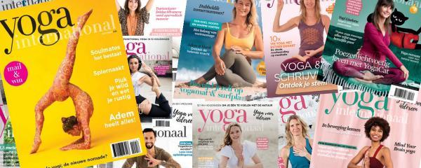 5 jaar yoga