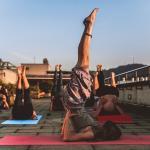 yogaschool les